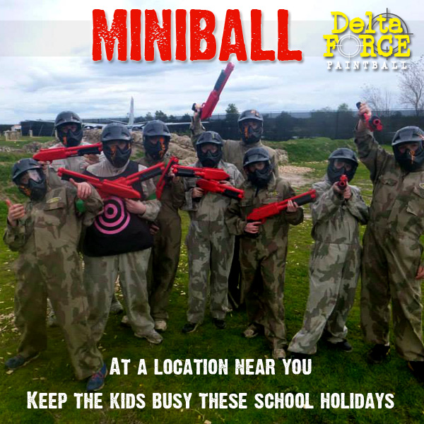 Miniball School Holidays