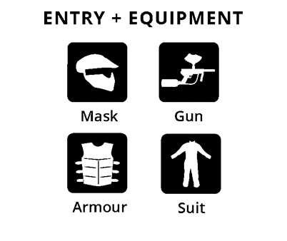 Entry + Equipment